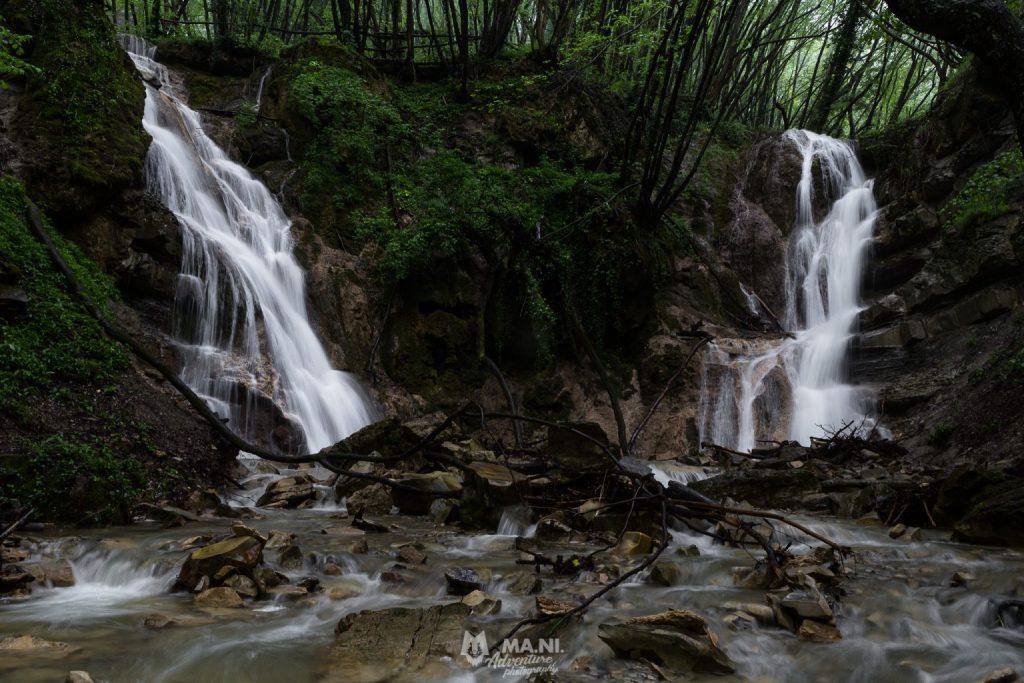 Cascate del Bucamante