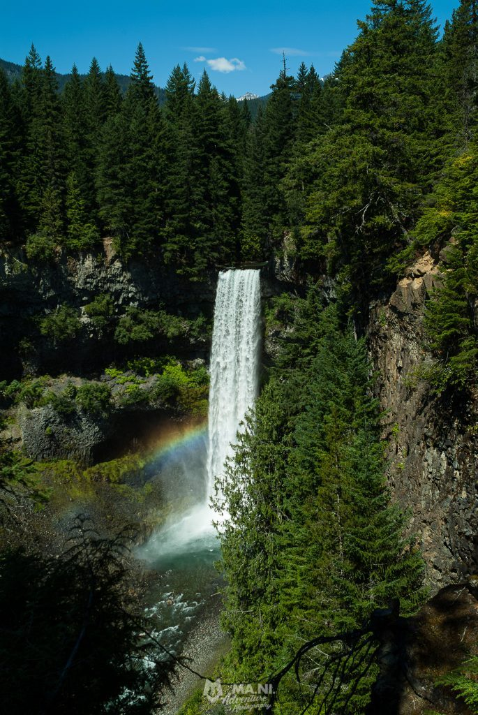 Il Canada è costellato di cascate fantastiche